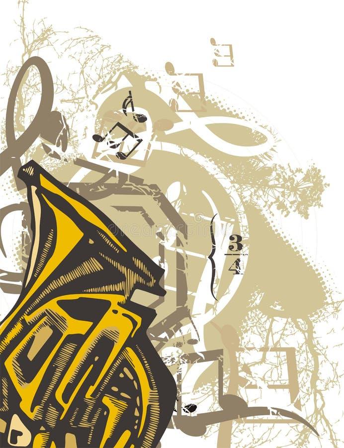 Download Music Instrument Background Stock Illustration - Image: 1750578