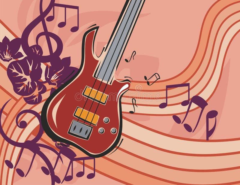 Download Music Instrument Background Stock Vector - Illustration: 1755049