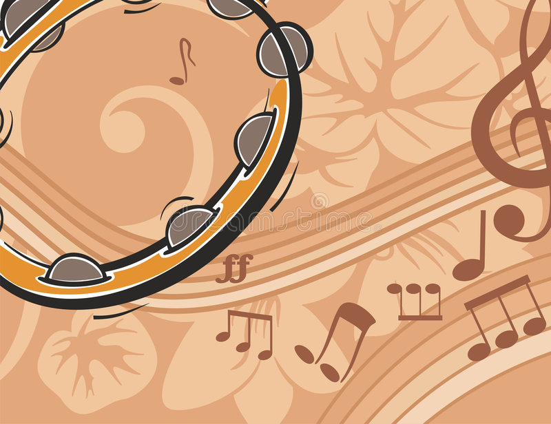 Download Music Instrument Background Royalty Free Stock Images - Image: 1755129