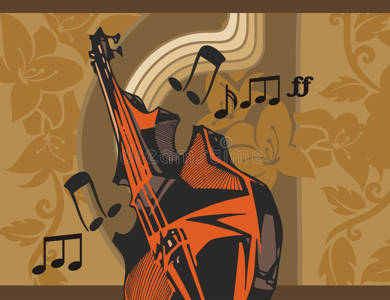 Download Music Instrument Background Stock Vector - Image: 1755137