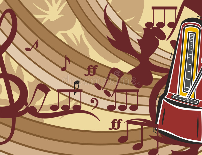 Download Music Instrument Background Stock Vector - Image: 1760974
