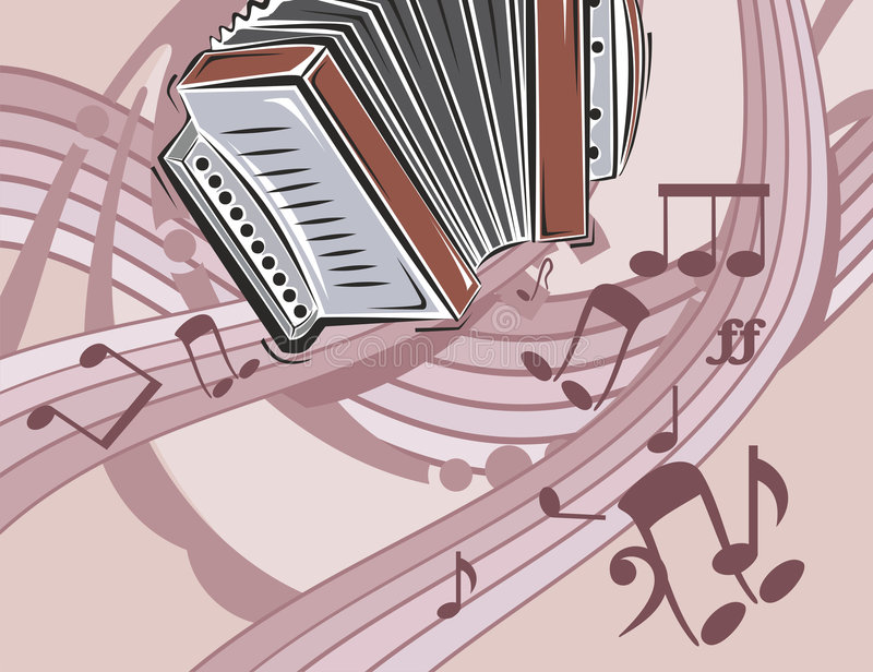 Download Music Instrument Background Stock Vector - Image: 1760979