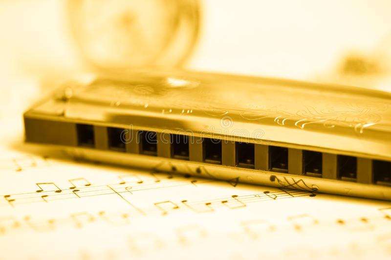 Download Mouth organ stock photo. Image of melody, harp, instrument - 29992922
