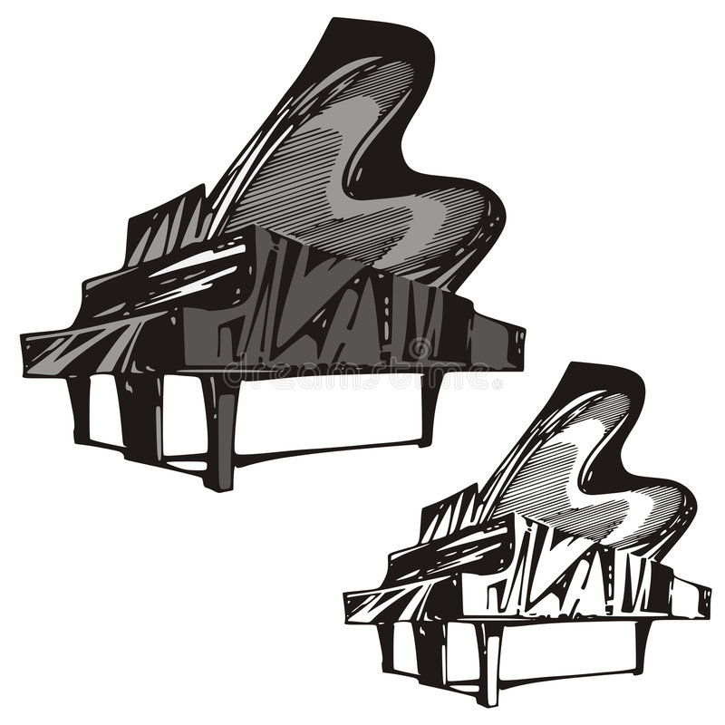 Download Music instrument series stock illustration. Image of melody - 4699917