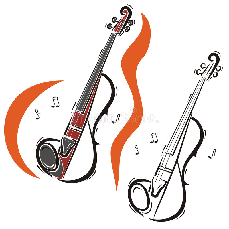Music Instrument Series Royalty Free Stock Image