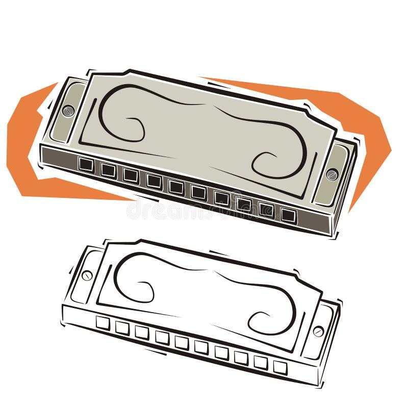 Download Music instrument series stock illustration. Illustration of music - 4722822