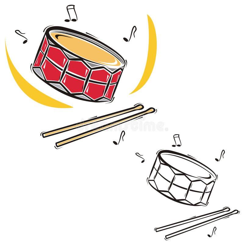 Download Music instrument series stock illustration. Illustration of graphic - 4722840