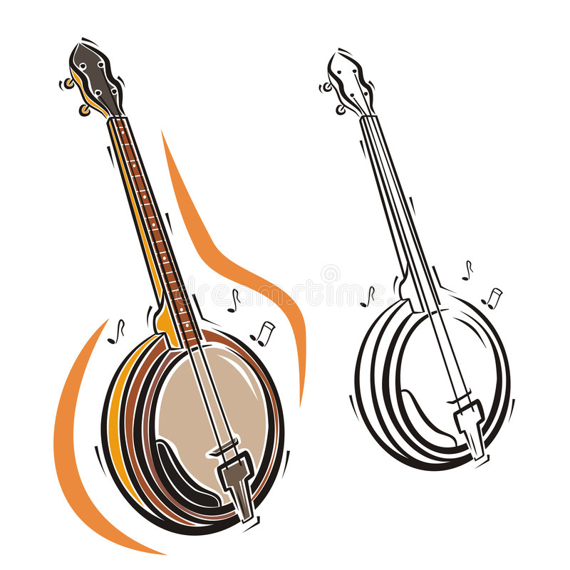 Download Music instrument series stock vector. Image of compose - 4723367