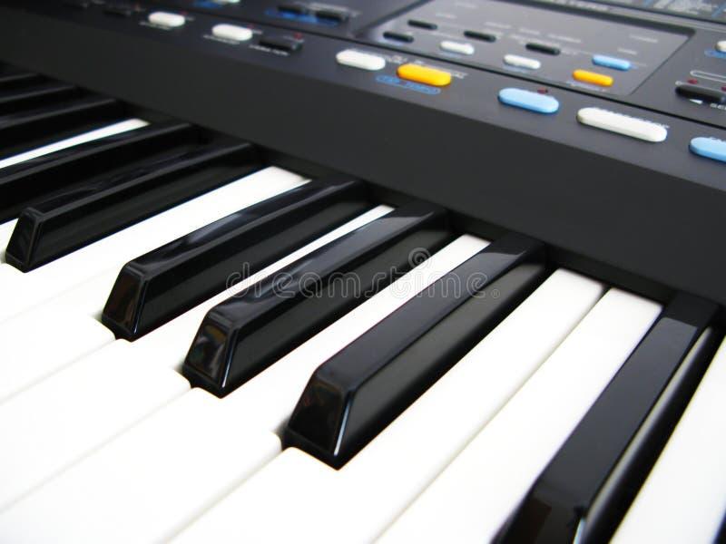Download Music Keyboard Royalty Free Stock Image - Image: 7419136