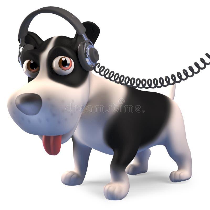 Dog Headphones Stock Illustrations 712 Dog Headphones Stock Illustrations Vectors Clipart Dreamstime