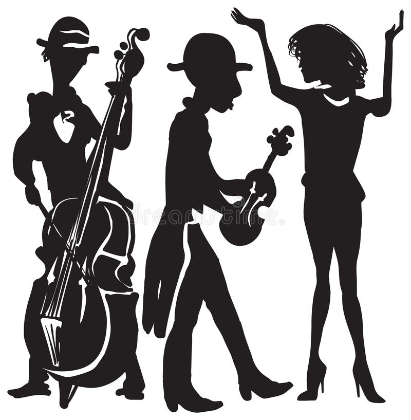 Download Music, Musicians Royalty Free Stock Images - Image: 15130019