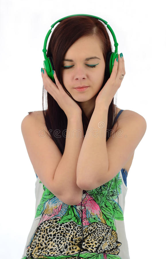 Music Is My World Royalty Free Stock Photo