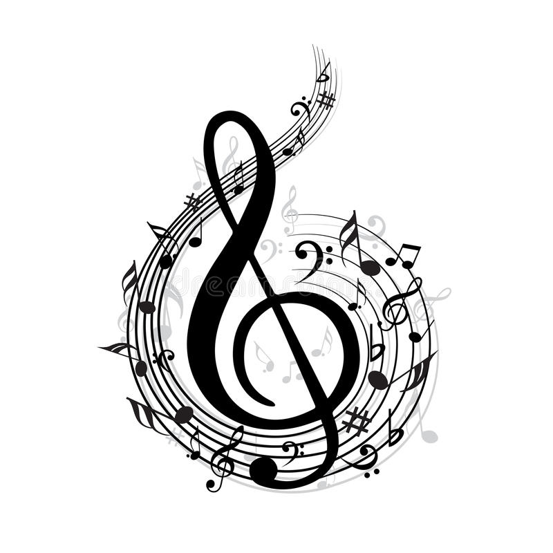 Free Music Note Royalty Free Stock Photos - 73232828