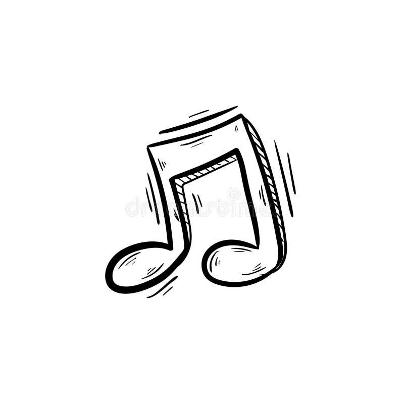 Music Note Sticker Stock Illustrations 1 660 Music Note Sticker