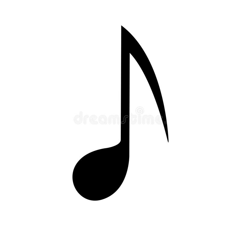 Music Note Icon vector illustration