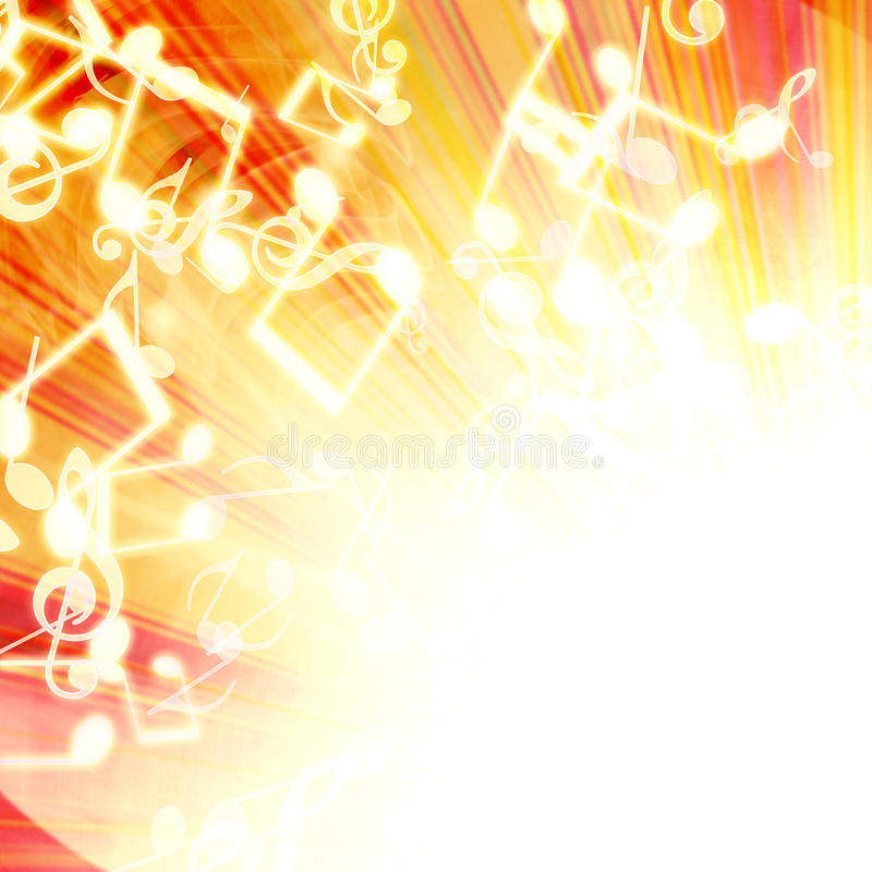 Download Music Notes Royalty Free Stock Photos - Image: 13080148