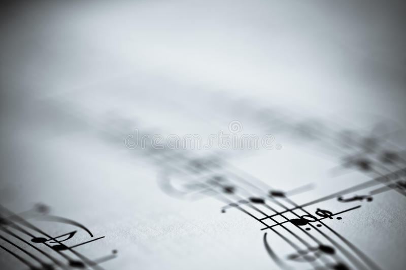 Download Music Notes stock photo. Image of background, abstract - 19465880