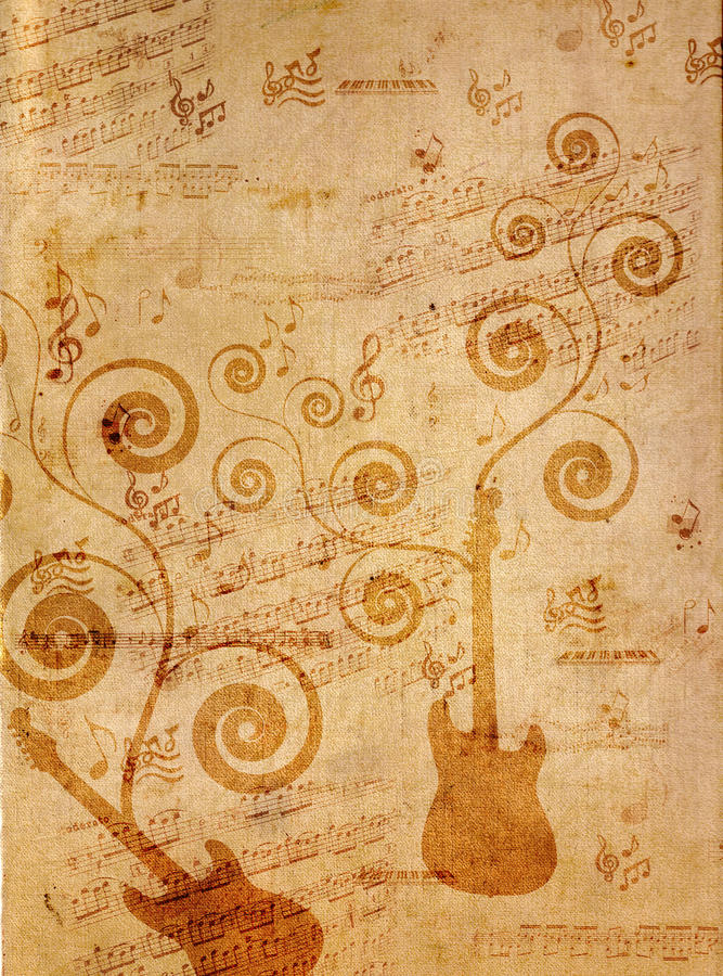 Download Music Notes Royalty Free Stock Photography - Image: 25739117