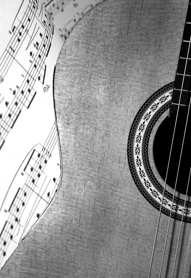 Free Music Notes Stock Images - 873294