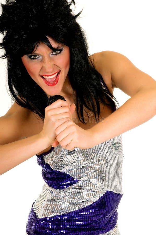 Download Music Performer, Singer Stock Image - Image: 11002061
