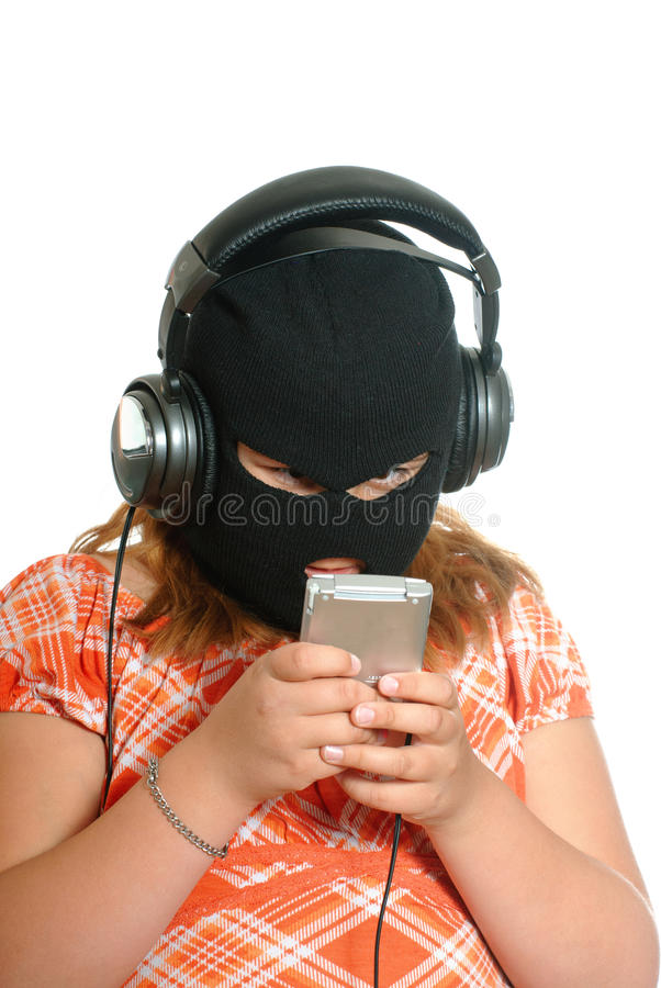 Download Music Piracy stock photo. Image of digital, headphone - 14236392