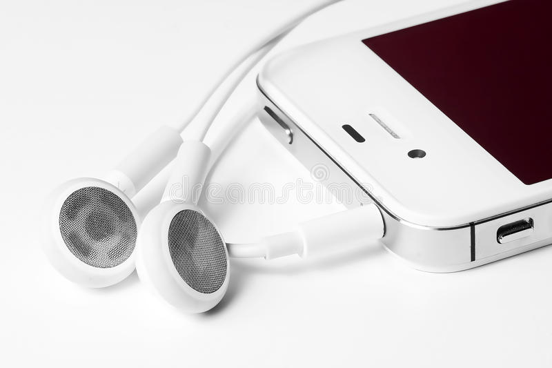Music Player stock images