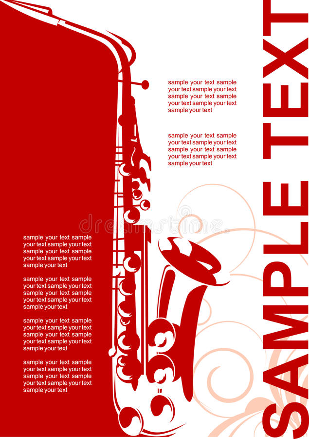 Free Music Poster Royalty Free Stock Images - 10836879