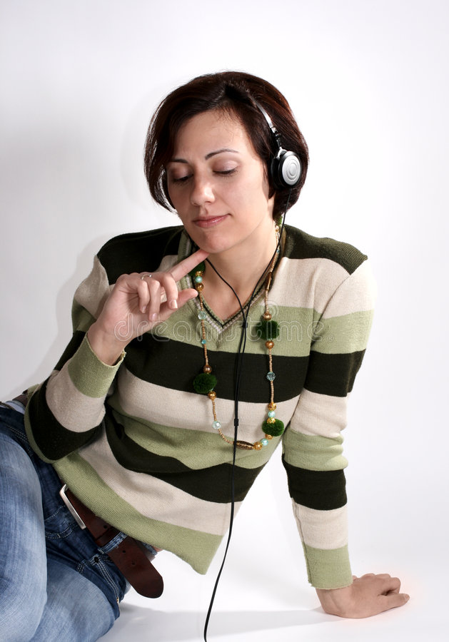 Music relax royalty free stock images