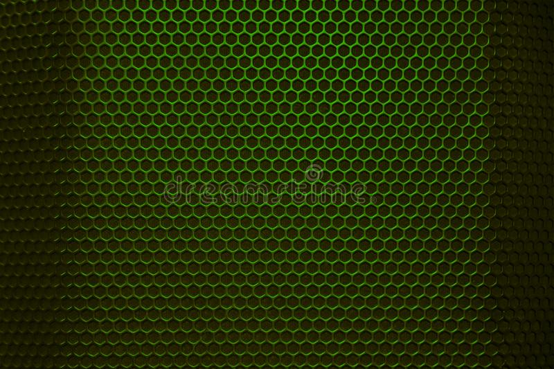 Music speakers texture, close up. stock photography