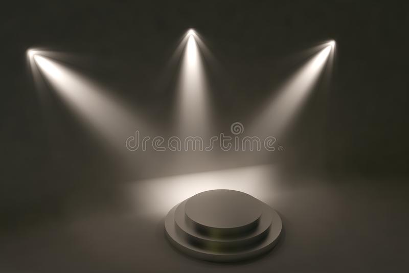 Music Stage stock images