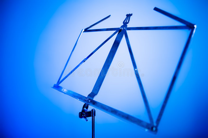 Download Music Stand stock photo. Image of improvisation, freedom - 1449900