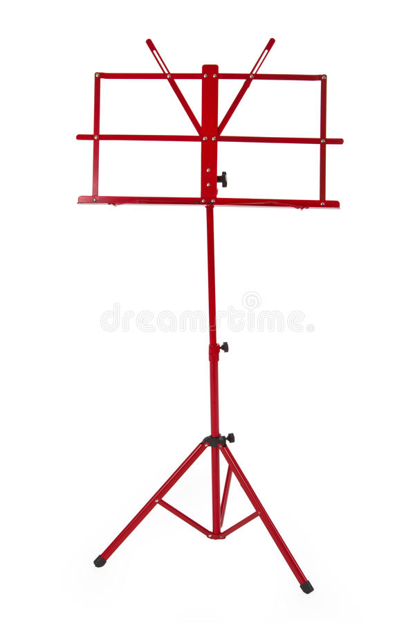 Download Music stand stock image. Image of conceptual, opus, metal - 20672923