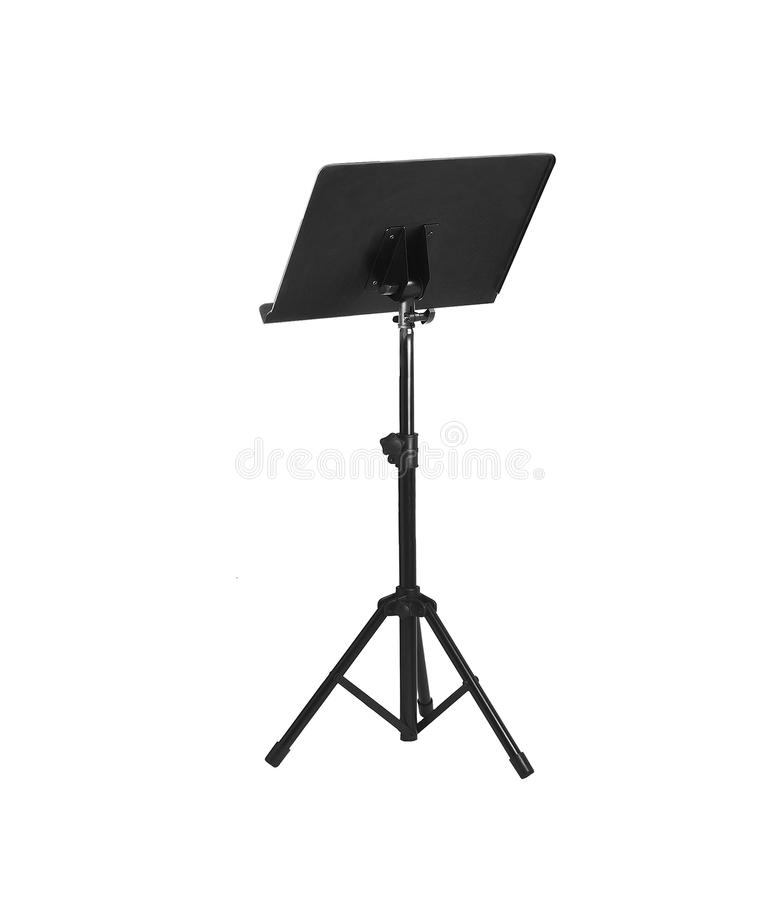 Free Music Stand Royalty Free Stock Photography - 65962597