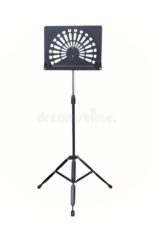 Download Music Stand Royalty Free Stock Photography - Image: 33567427