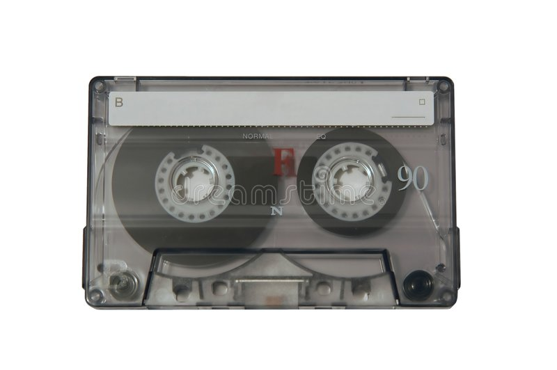 Music tape stock images
