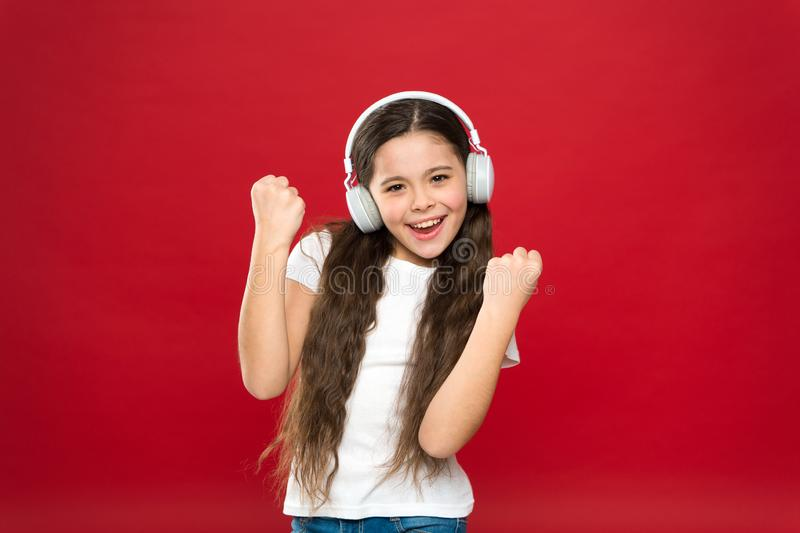 Music taste. Music plays an important part lives teenagers. Powerful effect music teenagers their emotions, perception. Of world. Girl listen music headphones stock images