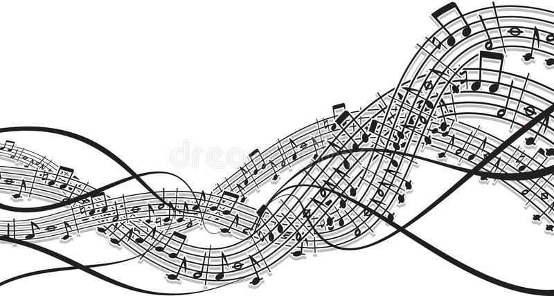 Download Music theme stock vector. Image of graphic, musical, artwork - 13942745
