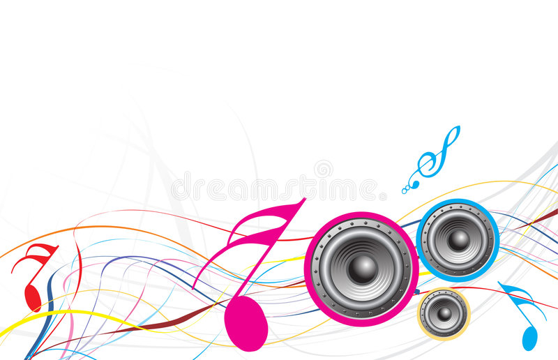Download Music Theme Royalty Free Stock Images - Image: 7076449