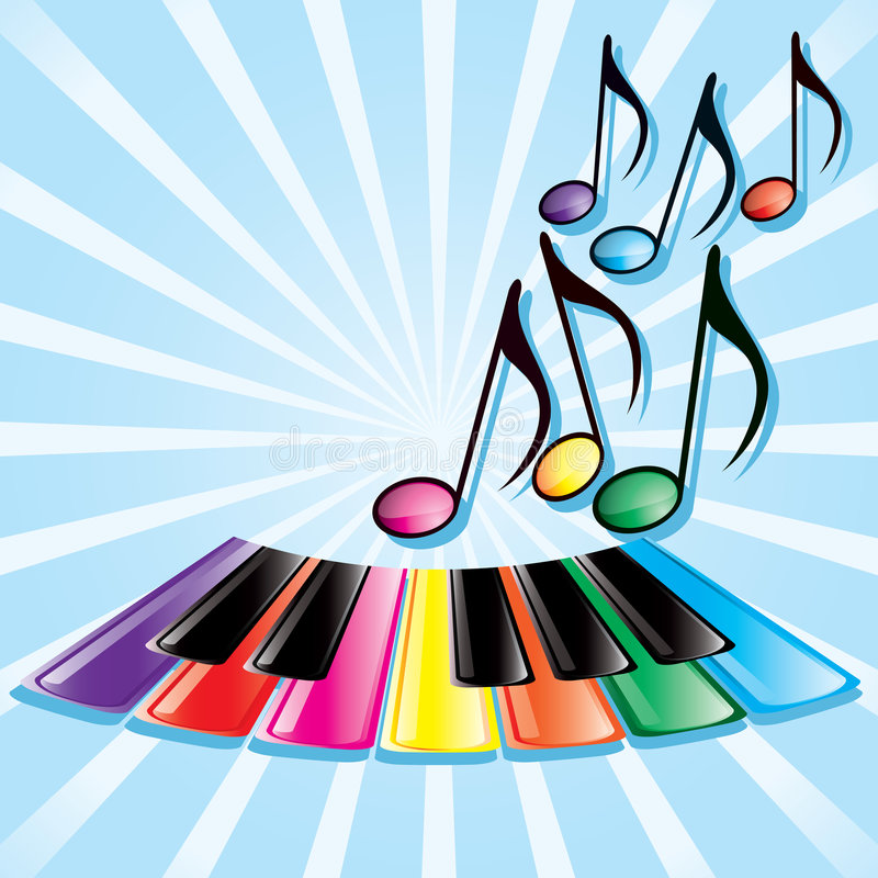 Music theme stock photos