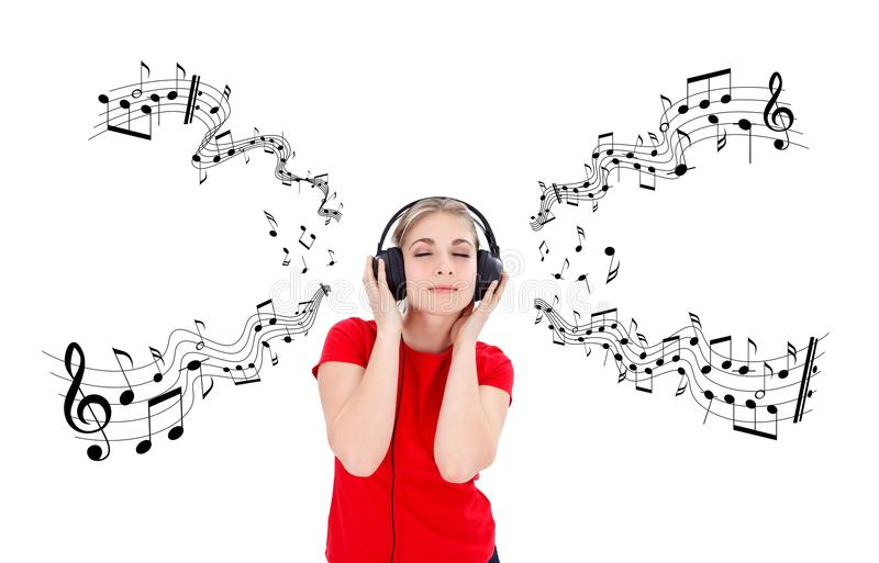 Download Music time stock illustration. Image of illustration - 23013822