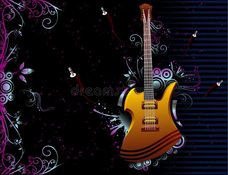 Music vector composition vector illustration