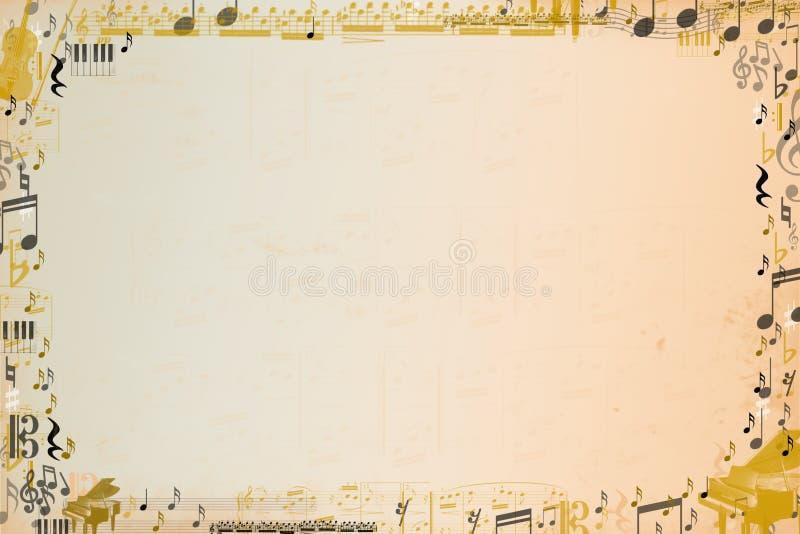 Musica illustrazione vettoriale
