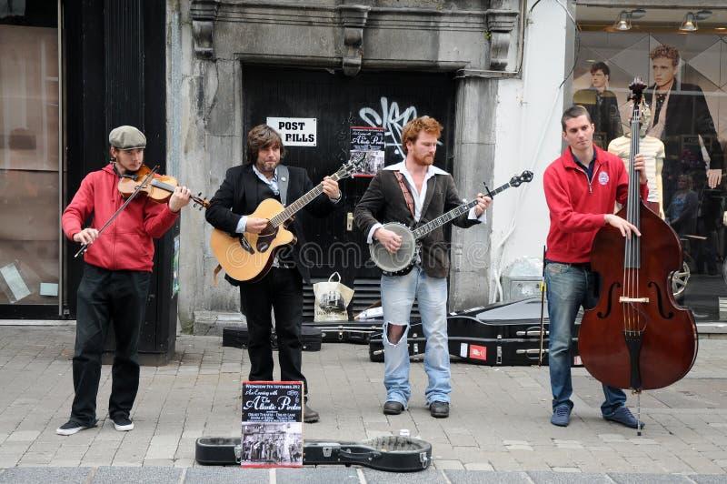 Musica della via immagine stock libera da diritti