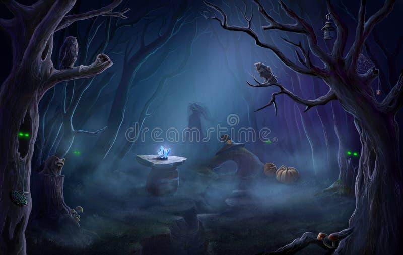 Musica di notte royalty illustrazione gratis