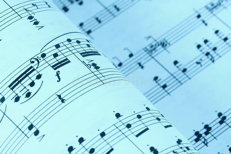 Musica di strato immagini stock libere da diritti