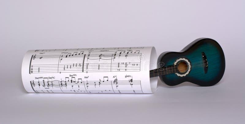 Musica nelle ossa fotografie stock libere da diritti