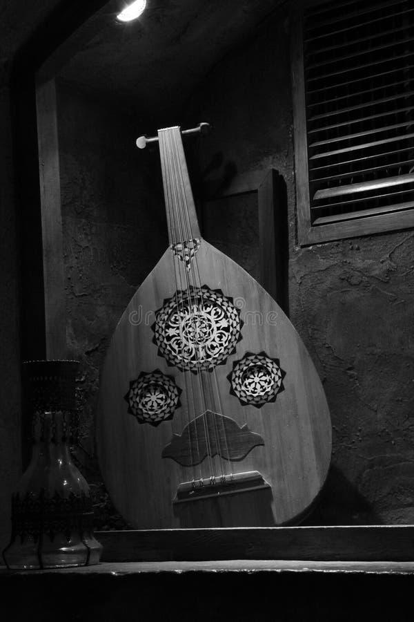Musica oriental photographie stock libre de droits