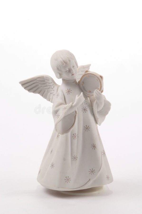 Musical Angel royalty free stock images