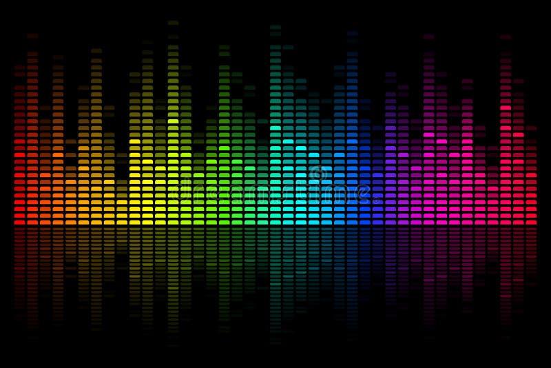 Musical Bar Royalty Free Stock Photography