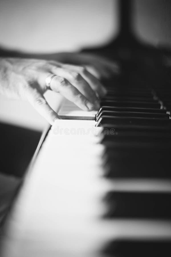 Musical del momento imagen de archivo libre de regalías